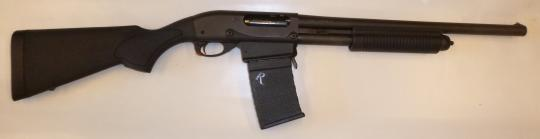 Remington Mod. 870 DM, Kal. 12/76